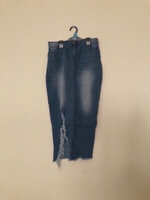 Used NEW Stylish Denim Skirt MEDIUM in Dubai, UAE