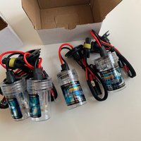2 pairs of Xenon headlight converters
