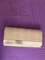 Used NEW LOOK Clutch Bag with Chain in Dubai, UAE