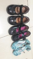 Used Pre loved 3 pairs of shoes for kids in Dubai, UAE