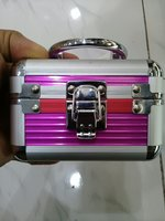 Used Jwellery box purple in Dubai, UAE