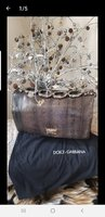 Used AUTHENTIC Dolce&Gabbana Python Bag in Dubai, UAE