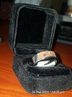 NFC MAGIC MEMORY RING 12 size