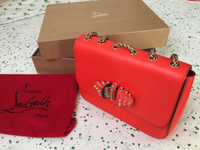 Authentic Christian Louboutin Bag