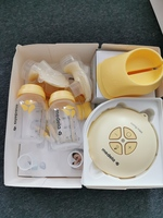 Used Medela swing maxi double electric breast in Dubai, UAE