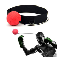 Used Boxing agility training reflection ball in Dubai, UAE