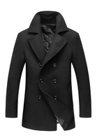 Used Men's formal trench coat size XL in Dubai, UAE