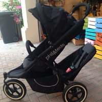 Used Ph&T stroller in Dubai, UAE