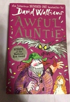 Used Awful Auntie by David Walliams  in Dubai, UAE