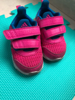 Used Addidas pink sneakers in Dubai, UAE
