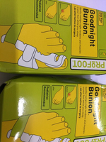 Used 2pairs bunion Correetor in Dubai, UAE