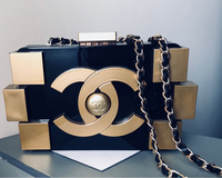Used Chanel Lego Clutch in Dubai, UAE