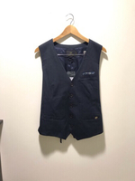 NEW Scotch  Soda Vest Size M Dark Blue