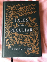 Used Tales Of The Peculiar by Ransom Riggs in Dubai, UAE