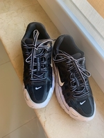 Used Nike fashion shoes Size 38.5 like new in Dubai, UAE