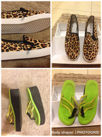 Used 37 size new canvas and fitflop style in Dubai, UAE