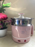 NEW Portable Mini Electric Pot PINK