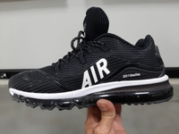 Used Nike AirMAX Black size 40 in Dubai, UAE