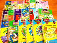 Used Leap frog books in Dubai, UAE