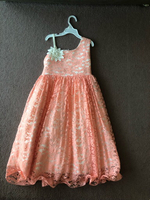 Party dress for a girl age 9-10 years ol