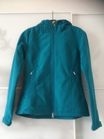 Used Turquoise Multipurpose Outdoor Jacket in Dubai, UAE