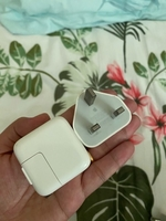 Used Two original APPLE adaptor  in Dubai, UAE