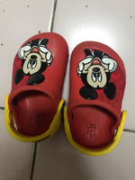 Used Mickey Mouse Crocs sandals size C5 in Dubai, UAE