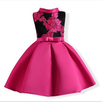 Used Patpat floral lace dress age 4-5 in Dubai, UAE