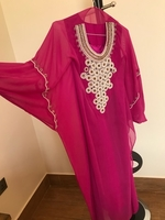 Used Traditional Pink Dress in Dubai, UAE