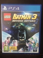 Used LEGO Batman 3 Beyond Gotham (PS4) in Dubai, UAE