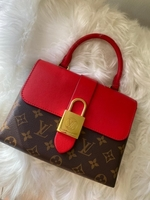 Used Authentic Louis Vuitton locky BB in Dubai, UAE