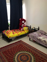 Used Single bed with orthopedic mattress in Dubai, UAE