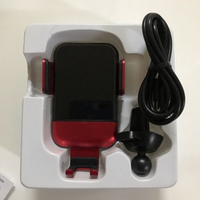 Used Wireless charging car vent red in Dubai, UAE