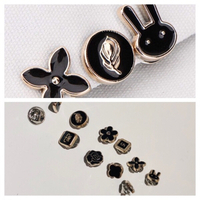 Used Cute Safety Buttons Pins 10 pcs in Dubai, UAE