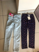 Used 2 Brand New Girls Pants 5-6 yrs SALE‼️‼️ in Dubai, UAE