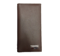 Used Cheque Book wallet - Brown in Dubai, UAE