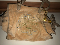 Used Juicy couture bag for sale in Dubai, UAE