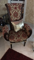 Used Two chairs and table in Dubai, UAE