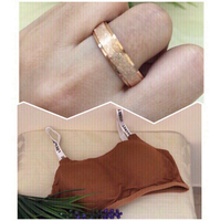 Used NEW Gold Ring Size 12 + +  in Dubai, UAE
