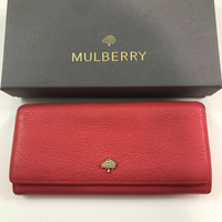 Mulberry Tree Continental Wallet 2014