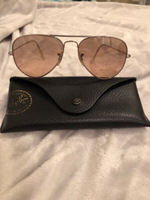 Used RayBan Pink Aviators authentic in Dubai, UAE