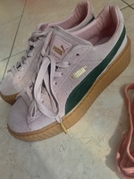 Used Puma Fenty suede shoes  in Dubai, UAE