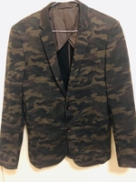 Used camouflage blazer (Iconic brand) in Dubai, UAE