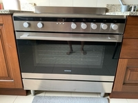 Used Siemens Cooker 90x60 brand new in Dubai, UAE