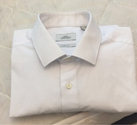 Used Next white shirt slim fit  in Dubai, UAE