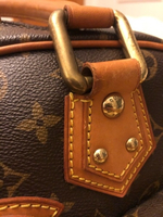 Used Auth Louis Vuitton Manhattan GM monogram in Dubai, UAE