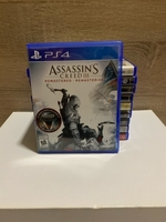 Used Assassins's Creed 3 Remastered PS4  in Dubai, UAE