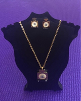 Used Fashion Jewelry Set// in Dubai, UAE