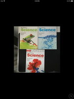 Used Collins science books KS3-secondary Schl in Dubai, UAE