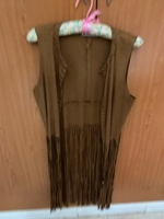 Used Stradivarious brown cardigan  in Dubai, UAE